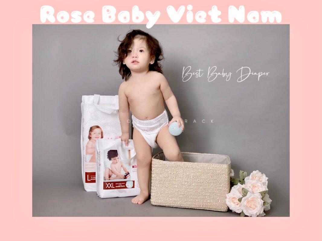 Em bé Rose Baby